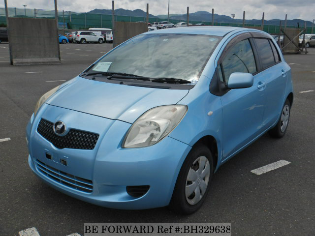 Used 2005 TOYOTA VITZ BH329638 for Sale
