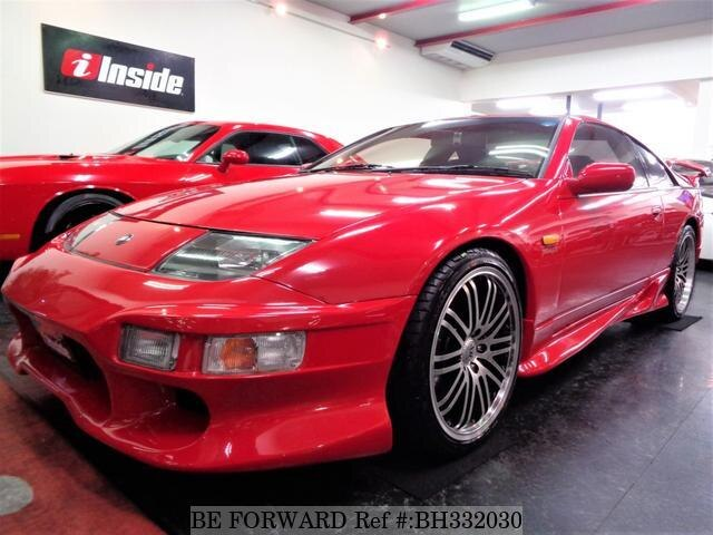 Used 1992 NISSAN FAIRLADY Z BH332030 for Sale