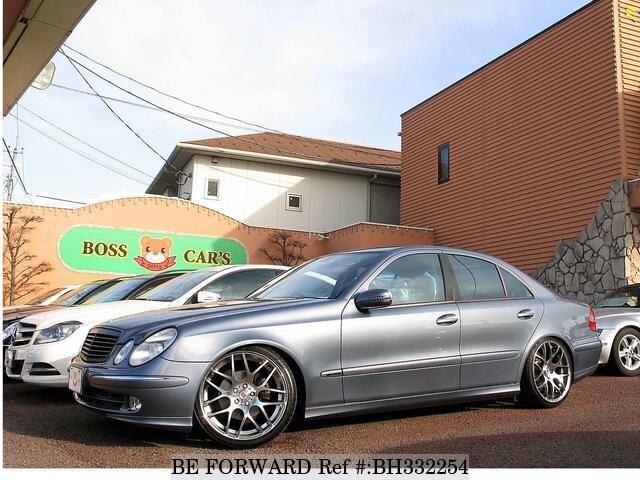 Used 2004 MERCEDES-BENZ E-CLASS BH332254 for Sale
