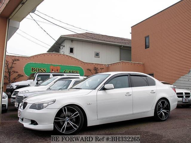 Used 2007 BMW 5 SERIES BH332265 for Sale