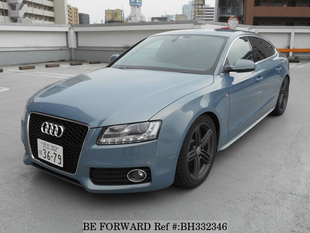 Used 2010 AUDI A5 BH332346 for Sale