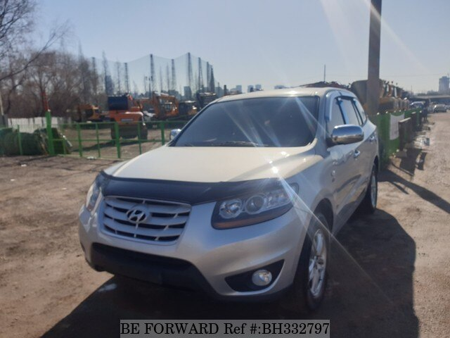 Used 2011 HYUNDAI SANTA FE BH332797 for Sale
