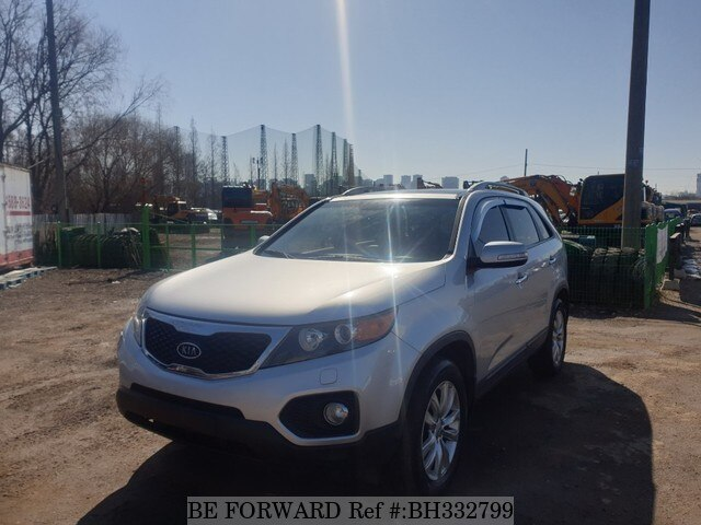 Used 2010 KIA SORENTO BH332799 for Sale