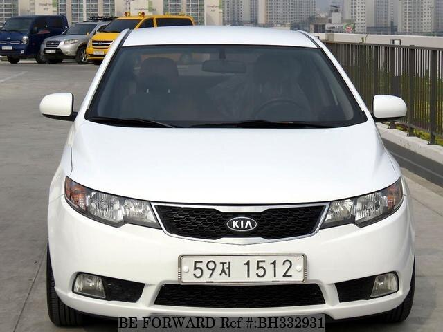 Used 2010 KIA FORTE BH332931 for Sale