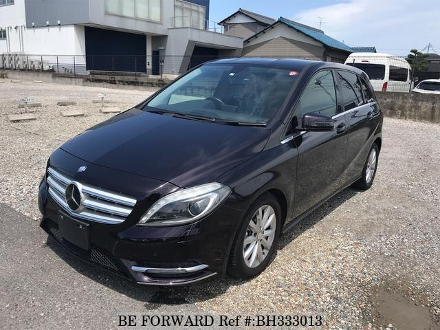 Used 2013 MERCEDES-BENZ B-CLASS BH333013 for Sale