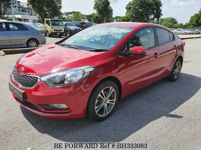 Used 2016 KIA FORTE BH333083 for Sale