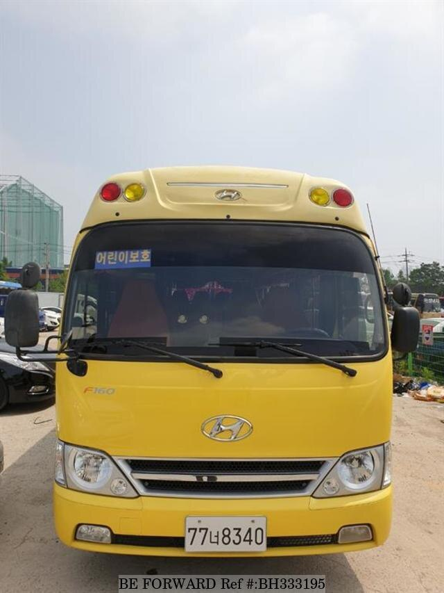 Used 2009 HYUNDAI COUNTY BH333195 for Sale