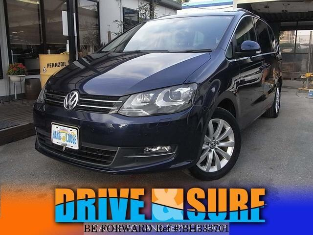 Used 2011 VOLKSWAGEN SHARAN BH333701 for Sale