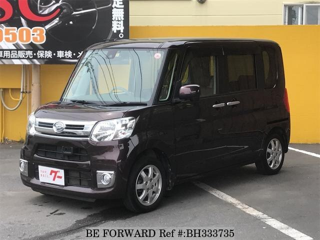 Used 2016 DAIHATSU TANTO BH333735 for Sale
