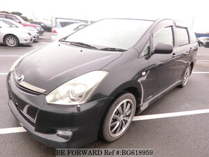 Used 2006 TOYOTA WISH BG618959 for Sale