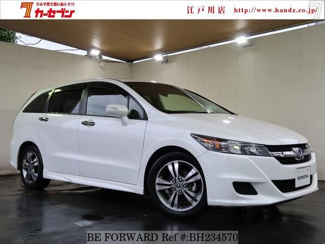 Used 2013 HONDA STREAM BH234570 for Sale