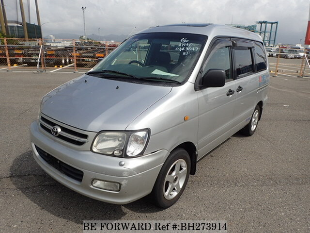 Used 1999 TOYOTA TOWNACE NOAH BH273914 for Sale