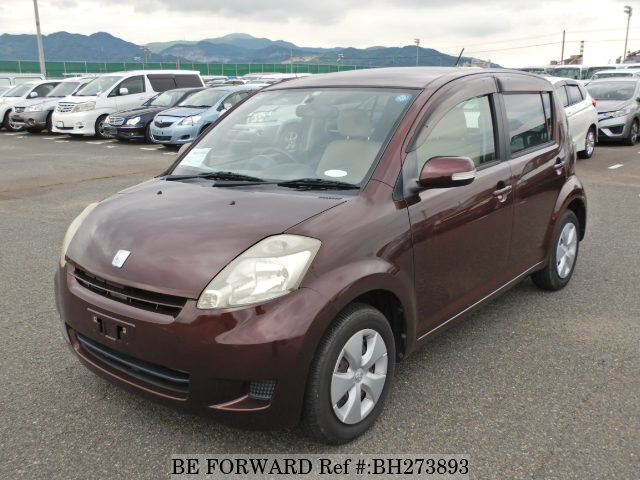 Used 2007 TOYOTA PASSO BH273893 for Sale