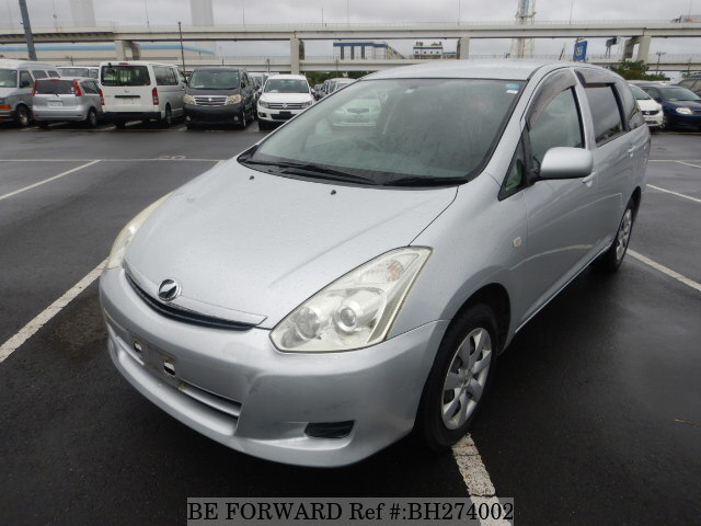 Used 2005 TOYOTA WISH BH274002 for Sale