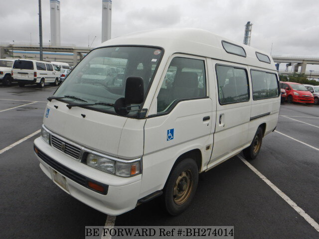 Used 2000 NISSAN CARAVAN VAN BH274014 for Sale