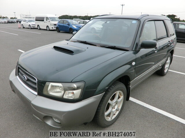 Used 2003 SUBARU FORESTER BH274057 for Sale
