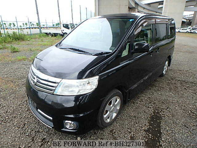Used 2007 NISSAN SERENA BH327301 for Sale