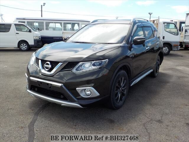 Used 2014 NISSAN X-TRAIL BH327468 for Sale