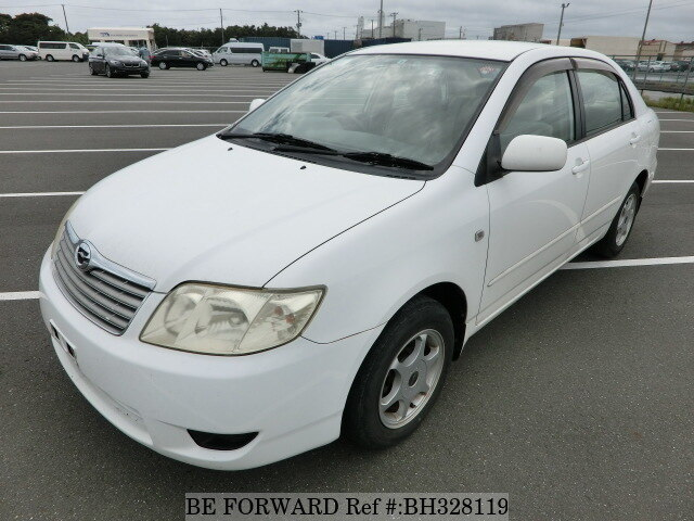 Used 2005 TOYOTA COROLLA SEDAN BH328119 for Sale