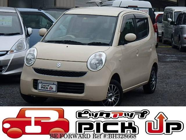 Used 2007 SUZUKI MR WAGON BH328668 for Sale
