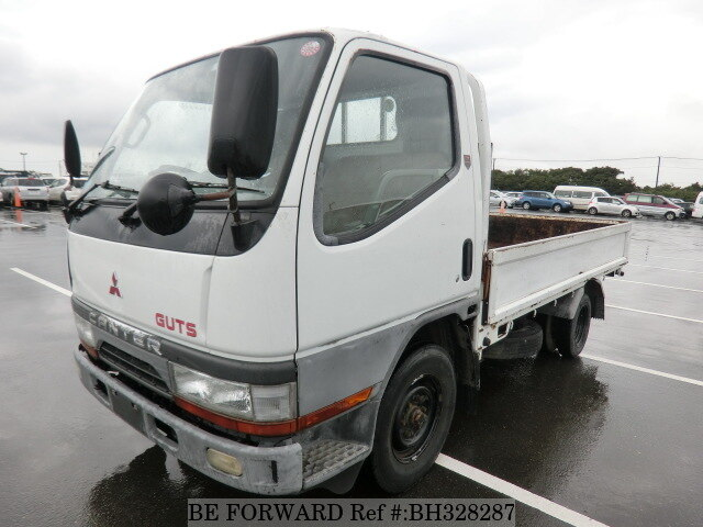 Used 1997 MITSUBISHI CANTER GUTS BH328287 for Sale
