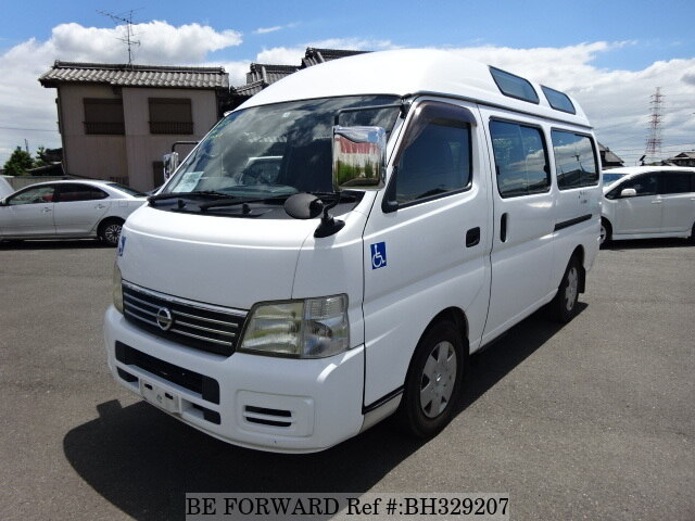Used 2004 NISSAN CARAVAN BUS BH329207 for Sale