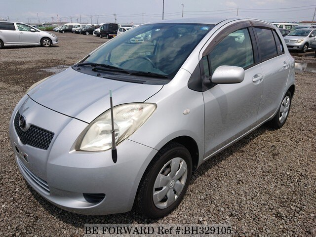 Used 2005 TOYOTA VITZ BH329105 for Sale