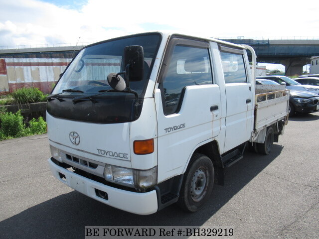 Used 1996 TOYOTA TOYOACE BH329219 for Sale