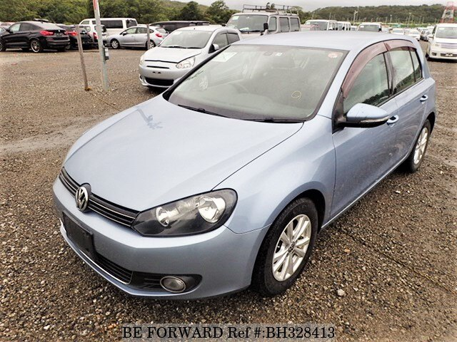 Used 2011 VOLKSWAGEN GOLF BH328413 for Sale
