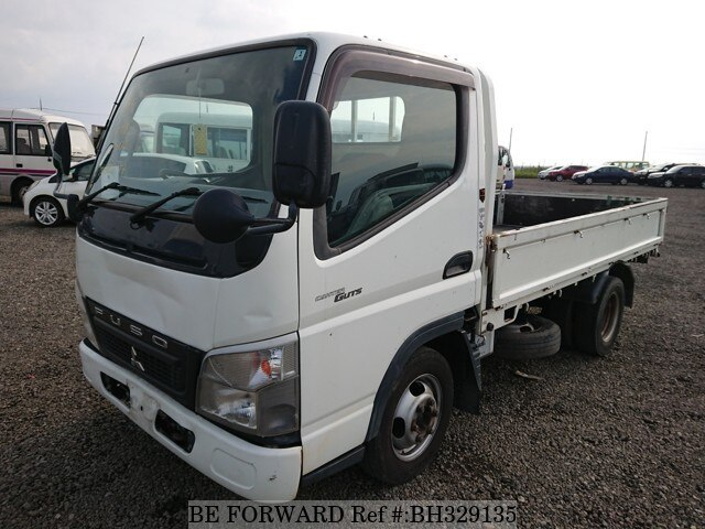 Used 2009 MITSUBISHI CANTER GUTS BH329135 for Sale