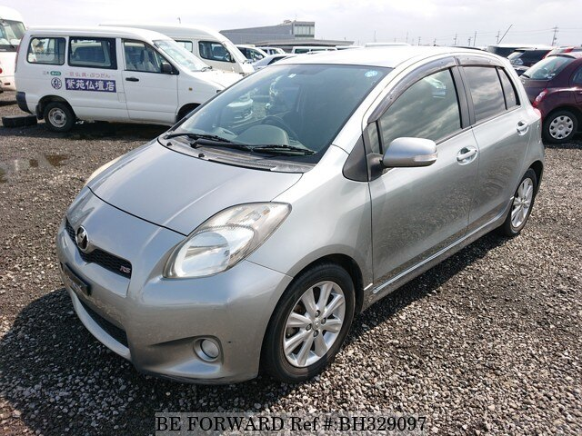 Used 2009 TOYOTA VITZ BH329097 for Sale