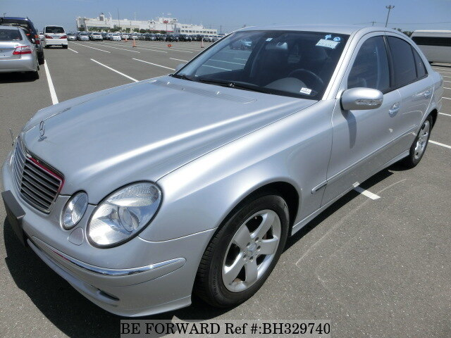 Used 2006 MERCEDES-BENZ E-CLASS BH329740 for Sale