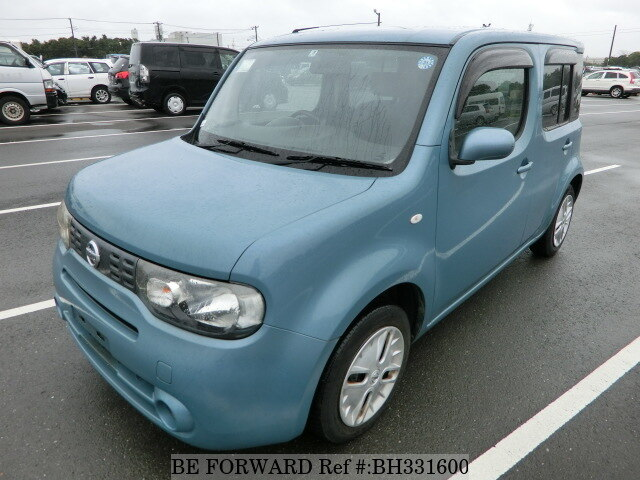 Used 2009 NISSAN CUBE BH331600 for Sale