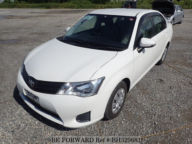 Used 2015 TOYOTA COROLLA AXIO BH329681 for Sale