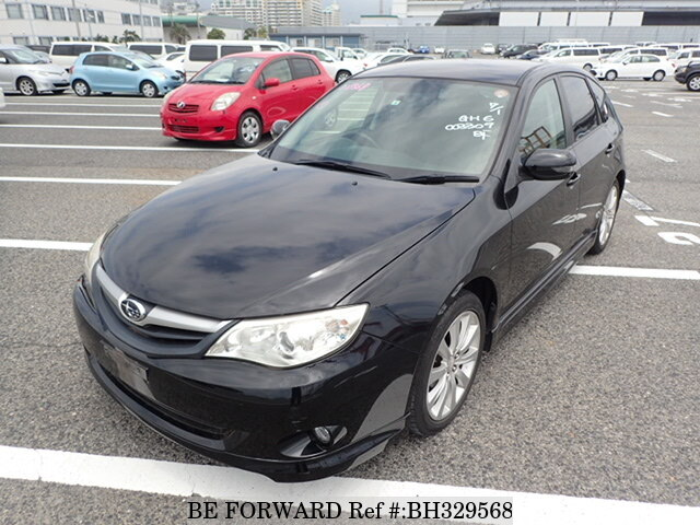 Used 2010 SUBARU IMPREZA BH329568 for Sale