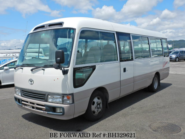 Used 2004 TOYOTA COASTER BH329621 for Sale