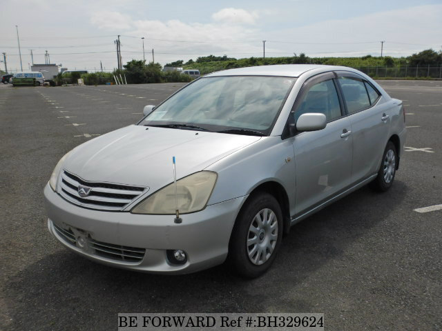 Used 2004 TOYOTA ALLION BH329624 for Sale