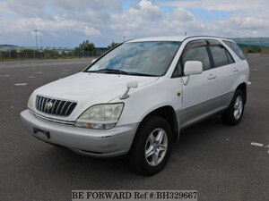 Used 2001 TOYOTA HARRIER BH329667 for Sale