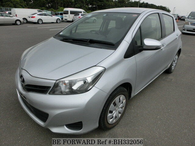 Used 2012 TOYOTA VITZ BH332056 for Sale