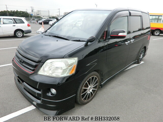 Used 2007 TOYOTA NOAH BH332058 for Sale