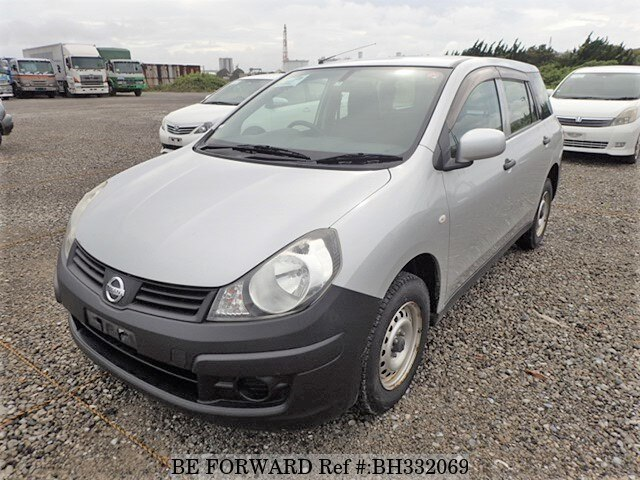 Used 2014 NISSAN AD VAN BH332069 for Sale