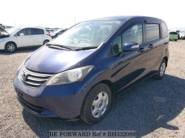 Used 2009 HONDA FREED FLEX JUST SELECTION/DBA-GB3 for Sale BH332089 - BE FORWARD