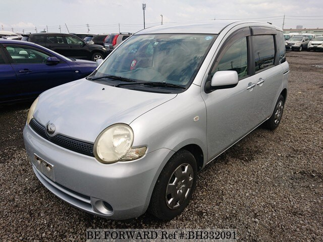 Used 2005 TOYOTA SIENTA BH332091 for Sale