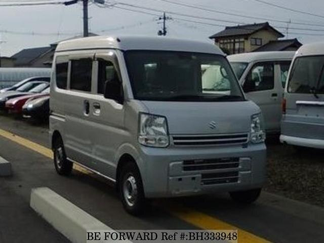 Used 2015 SUZUKI EVERY BH333948 for Sale