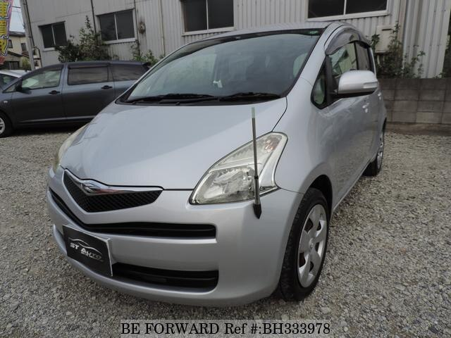 Used 2007 TOYOTA RACTIS BH333978 for Sale
