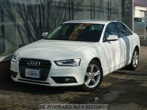 Used 2014 AUDI A4 BH334013 for Sale