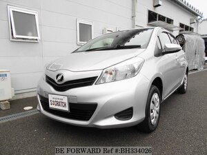 Used 2014 TOYOTA VITZ BH334026 for Sale