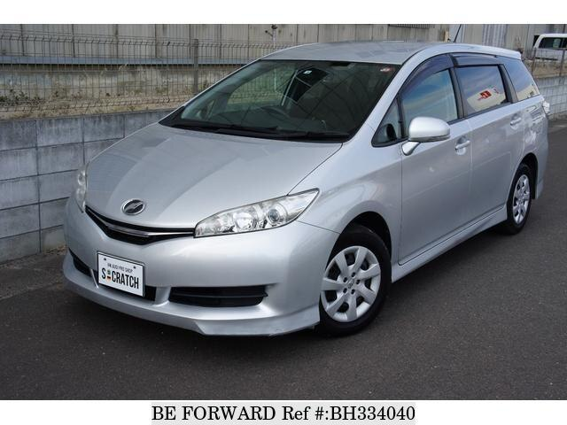 Used 2014 TOYOTA WISH BH334040 for Sale