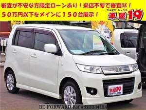 Used 2010 SUZUKI WAGON R BH334124 for Sale