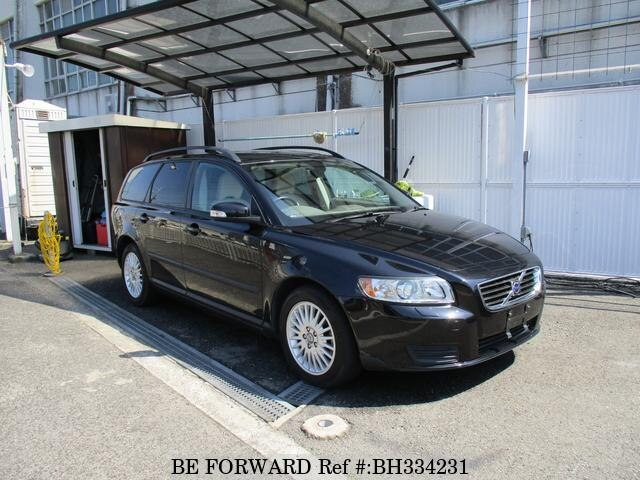 Used 2008 VOLVO V50 BH334231 for Sale